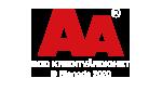 Kredit värdighet AA i Kungsbacka