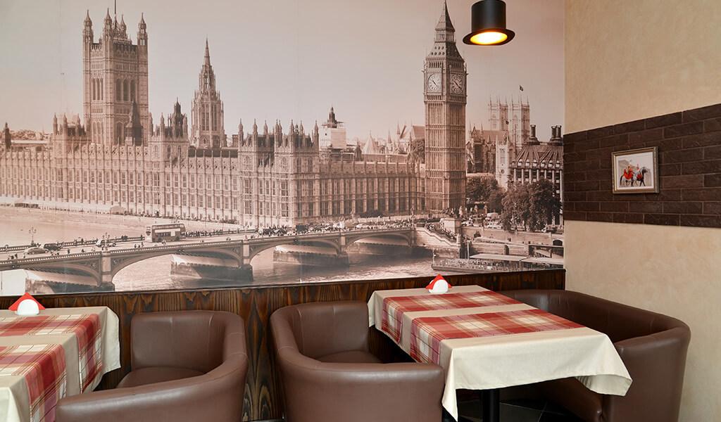 London fototapet i kungsbacka